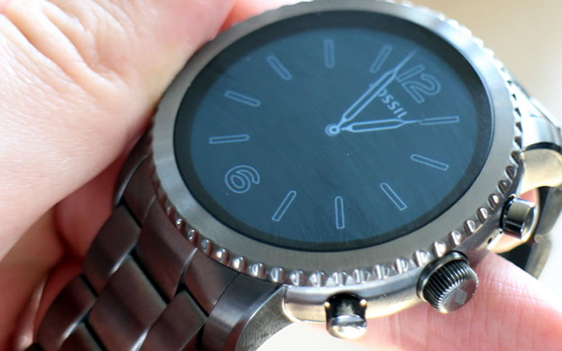 Fossil Q Explorist HR Smart Watch - Review, Discount and Promotions