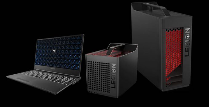 Lenovo Legion Gaming Products Got Refreshed - Lenovo Legion C530
