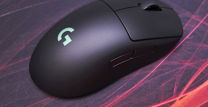 Logitech G Pro Wireless Gaming Mouse - Review, Discount and Promotions