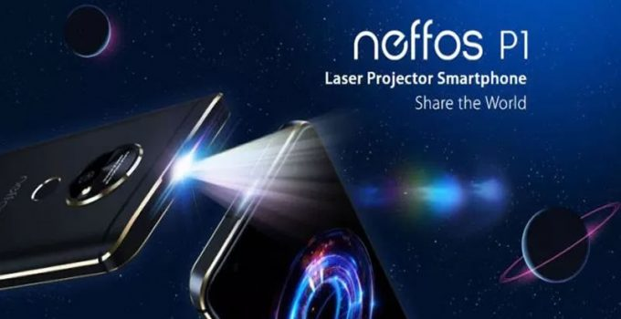 Neffos P1 Ultra Portable Projector Phone - Review, Discount and Promotions