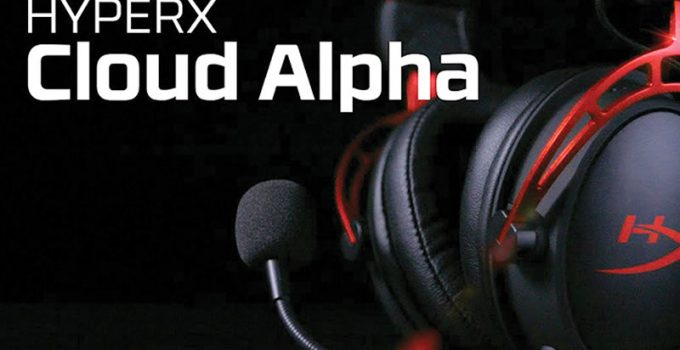 HyperX Cloud Alpha Gaming Headset - Review, Discount and Promotions