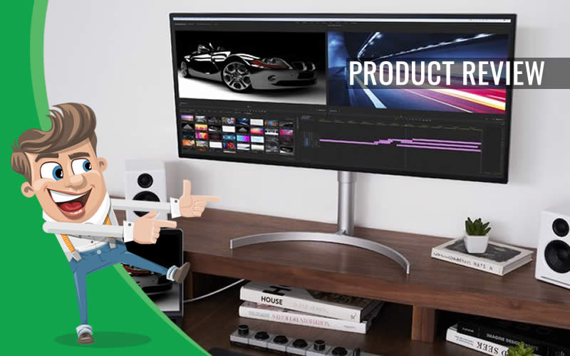 LG 34WK95U-W - Review, Price, Discount and Promotions