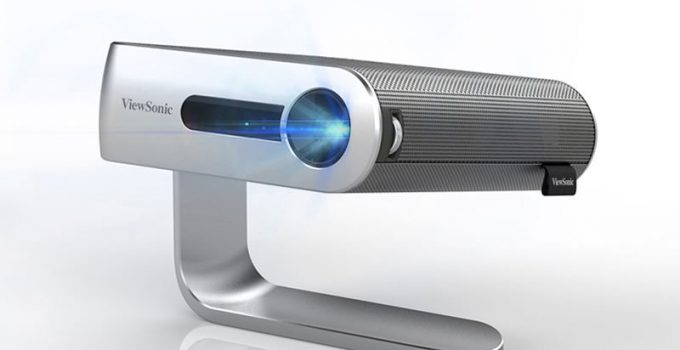 Viewsonic M1 Portable Projector - Review, Discount and Promotions
