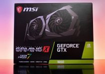 MSI GeForce GTX 1650 Gaming X 4G - Review, Price, Discount and Promotions