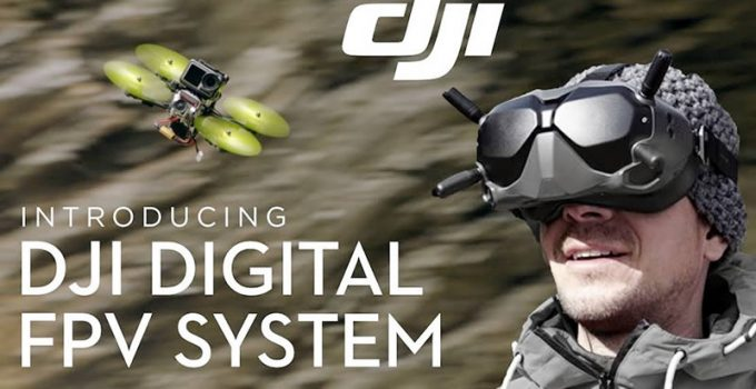 DJI FPV Goggles - Review, Price, Discount and Promotions