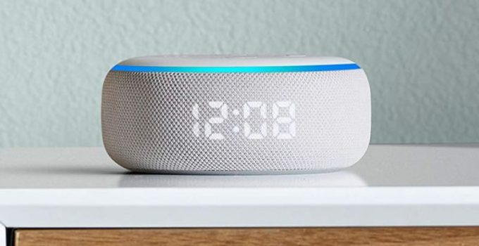 Amazon Echo Dot with Clock - Review, Price, Discount and Promotions